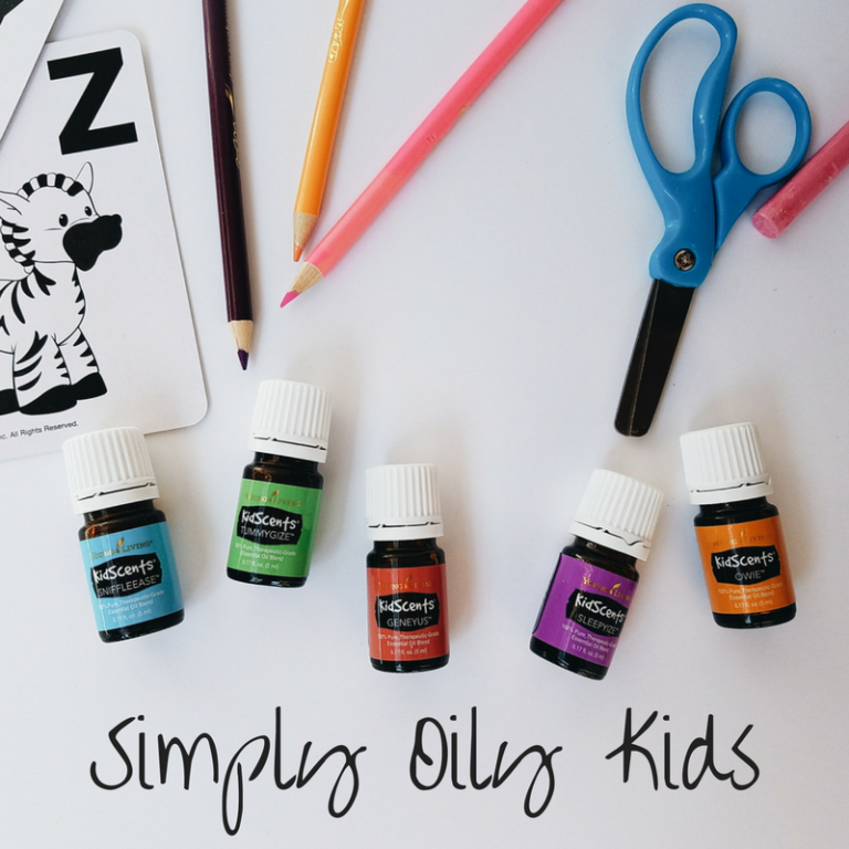 Simply Oily Kids